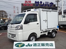 ダイハツ ハイゼットトラック 660 スタンダード SAIIIt 3方開 2コンプレッサー 強化サス LED キーレス