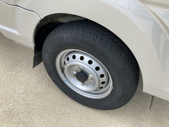 タイヤの溝は残っております。