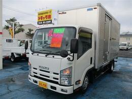いすゞ エルフ 3.0DT 2.95t標準ロングアルミVFFL