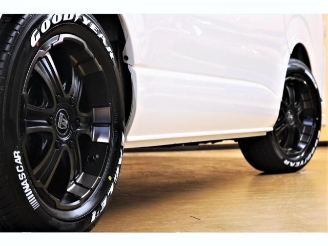 人気デザインのアルミホイールとユニークな内装架装ワゴンをFLEX特別価格でご提供しております★