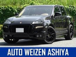 ポルシェ カイエン GTS 4WD 正規D車 6速MT エアロ/HDDナビ/TV/2カメラ
