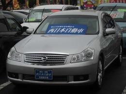 日産 フーガ 2.5 250XV 運転席パワーシート