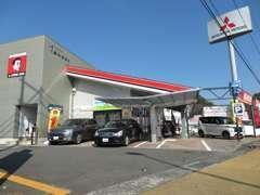 EVステーションも完備しております!!電気自動車の充電の際にもお立ち寄り下さい。