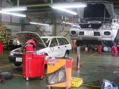 納車をさせて頂きましたお車は、納車より一ヶ月後に点検を実施させて頂いております。購入後でも安心して整備をお任せ下さい。