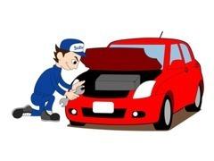 プロのサービススタッフがお客様のお車をしっかりと点検整備します!安心のカーライフを送っていただく為、誠心誠意努めます!