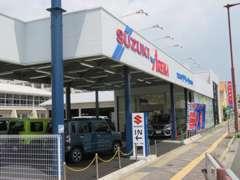 新車販売が中心ですので、新車もお考えのお客様もぜひご来店ください♪