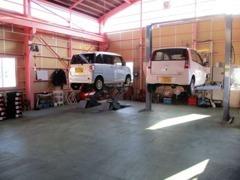 車検・点検・板金修理・コーティングなどお車のことは全て小林自動車にお任せ下さい!