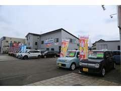 三和店では軽自動車の販売を中心に行っています。在庫に無いお車でも是非一度ご相談ください!小林自動車なら何とか致します♪