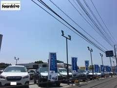 【アクセス良好】当店は国道6号沿いにあり、茨城町東ICから車で約5分と、県内外問わずアクセス良好です。
