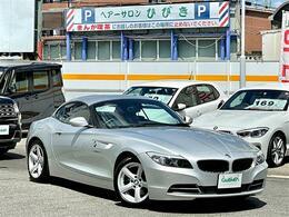 BMW Z4 sドライブ 23i 1オーナー/禁煙/本革/フルセグナビ/ETC