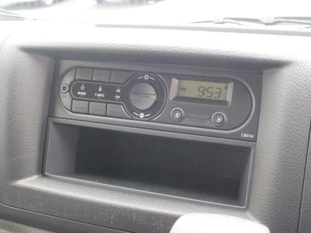 ドライブのBGMは、お気に入りのラジオ局で♪