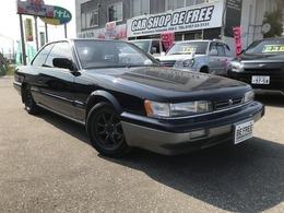 日産 レパード 2.0 XJ ローダウン社外車高調・社外マフラー