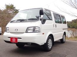 マツダ ボンゴバン 1.8 DX 低床 5人乗り1150kg積載