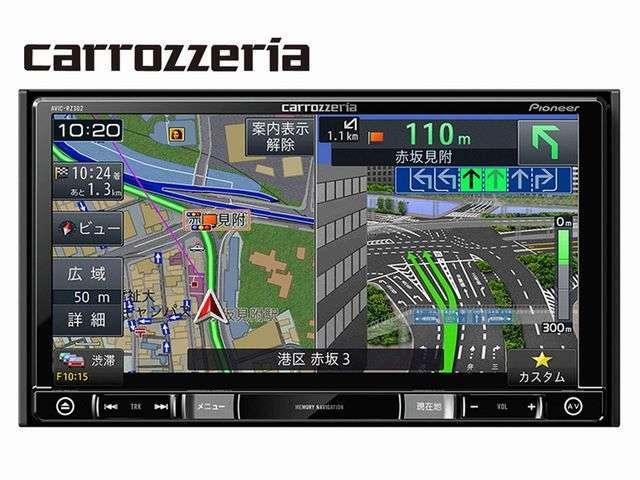 Aプラン画像:CD/DVD/ワンセグ/SD/USB/iPhoneに対応した当社指定モデルメモリーナビを取り付け致します!