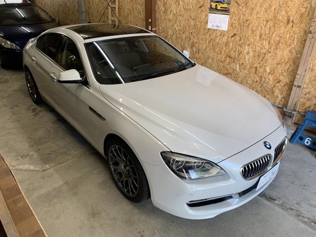 BMW640iグランクーペ ナイトビジョンパッケージです。