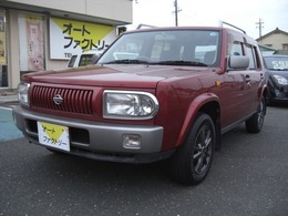 日産 ラシーン 1.5 タイプM 4WD キーレス CD