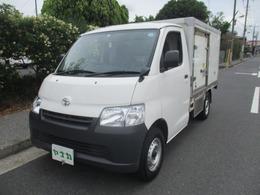 トヨタ タウンエーストラック 1.5 DX シングルジャストロー 三方開 冷凍冷蔵車 -5℃  5マニュアル