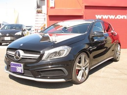 AMG Aクラス A45 4マチック 4WD 走行6万km