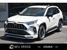 トヨタ RAV4 2.0 G 4WD ブラック内装 ZEUS新車コンプリートカー