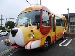 三菱ふそう ローザ ロング幼児車 フリー設計 移動販売車 キャンピングカー 1NO 8NO登録