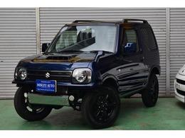 スズキ ジムニー 660 XC 4WD 5速MT マフラー カスタムスタイル