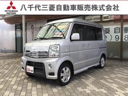 三菱 タウンボックス 660 G スペシャル ハイルーフ ナビ 電動ステップ付き
