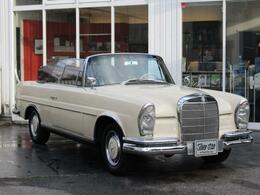 メルセデス・ベンツ Sクラス 1963年式 W111 220SEカブリオレ 車検2年4月