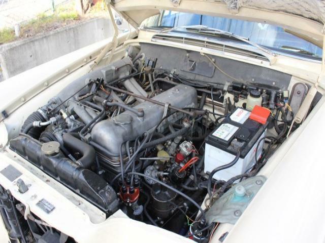 エンジン整備、調整は弊社の社長にお任せ下さい!