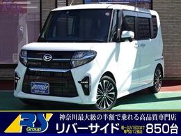 ダイハツ タント 660 カスタム RS 純ナビ パノラマモニター 両電動