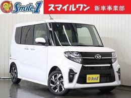 ダイハツ タント 660 カスタム X セレクション 新車/装備10点付 7型ナビ ドラレコ