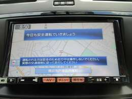 純正メモリーナビゲーションMC312D-W