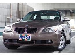 BMW 5シリーズ 525i ハイラインパッケージ アメジストグレー M54 PS3 記録簿