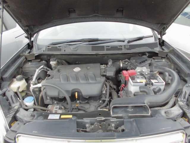水冷4サイクル直列4気筒DOHC1997ccガソリンエンジン 装備