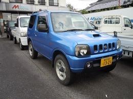 スズキ ジムニー 660 XC 4WD 4WD 4速AT