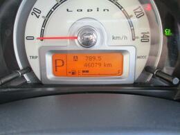 【メーター】現在走行46079キロです!これからたくさん乗ってください★