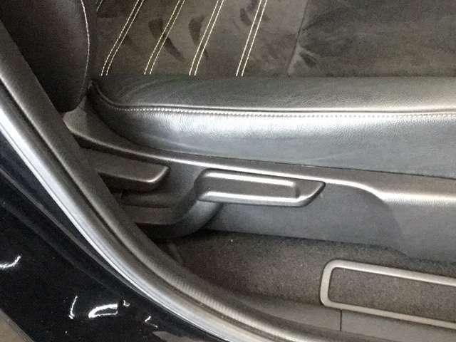 ☆運転席側シートハイトアジャスター☆ シートを座りやすい高さに調節可能です!