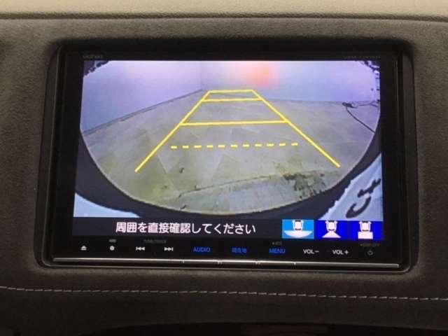 ☆バックカメラも装着されていますので駐車時等の大きなサポートになります。