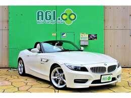 希少 Mスポーツパッケージ グレード35IS BMWのプレミアム・オープン・モデルBMW Z4・S-DRIVE・35iS正規ディーラー車・入庫しました!