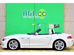 BMW Z4 sドライブ 35is 340馬力 対策整備 車高調 ホワイトレザー
