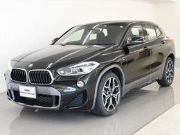 BMW X2 sドライブ18i MスポーツX DCT HUD ACC オートT Pアシ 19AW 弊社デモカー