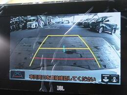 バックカメラ搭載!!!安心安全に駐車できます!!