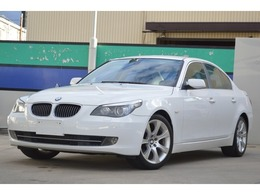BMW 5シリーズ 530i 車検2年受渡 後期 保証付 ナビ 黒本革