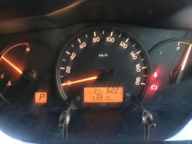 約6万kmとまだまだこれからの車両です。