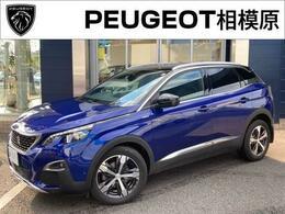 プジョー 3008 GTライン ブルーHDi パノラミックサンルーフ 新車保証継承