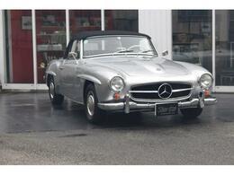 メルセデス・ベンツ SLクラス W121 190SL 1957年式 車検令和4年6月29日