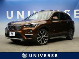 BMW X1 xドライブ 20i xライン 4WD サンルーフ ハイラインPKG 19インチAW