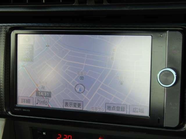 【ナビ付車両で最短ルート♪】これで道に迷ようこともありませんし道路で慌てることもありません。いつでもどこでも、安心・快適・ゆったりドライブ!   ※メールやLINEでのお問合せもOKですお気軽にどうぞ!!