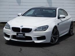 BMW M6 4.4 禁煙車 シルバーストーンレザー HUD 20AW