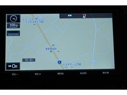 純正SDナビゲーション(NSZT-Y66T)  初めて行く場所でも道に迷うことなく安心です!