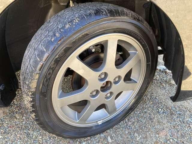 14AW!!タイヤ溝もしっかり残っています!!
